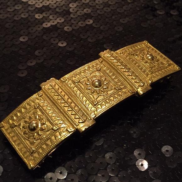 ac7f7dd7147 Ladies Vintage Gold Belt Buckle
